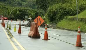 Cierre total de la vía Calarcá – Cajamarca por inauguración del Túnel de la Línea 1