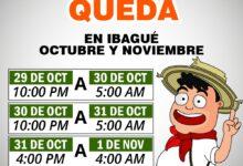 Photo of Tenga en cuenta los horarios del toque de queda y el pico y cédula en Ibagué