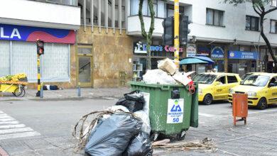 Este jueves iniciará el plan piloto para la recolección de basuras según el nuevo código de colores 8
