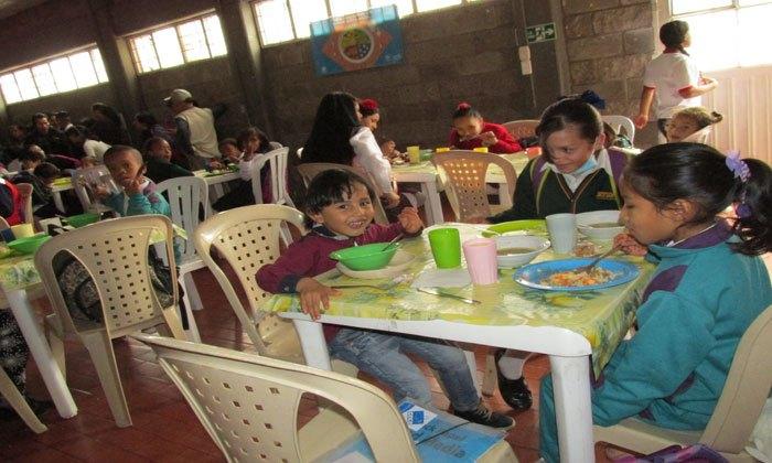 Alcaldía ampliará comedores comunitarios de Ibagué 1