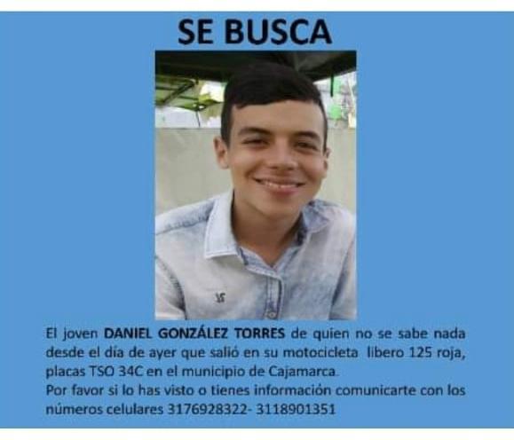 En hotel de Ibagué hallan muerto joven desaparecido en Cajamarca 4
