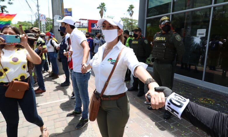Alcaldía de Neiva decretó Ley Seca y restricción de parrillero durante paro nacional 1