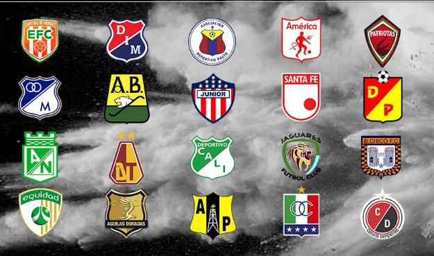 Los juegos que se vienen para la jornada 17 de la Liga Colombiana. 1