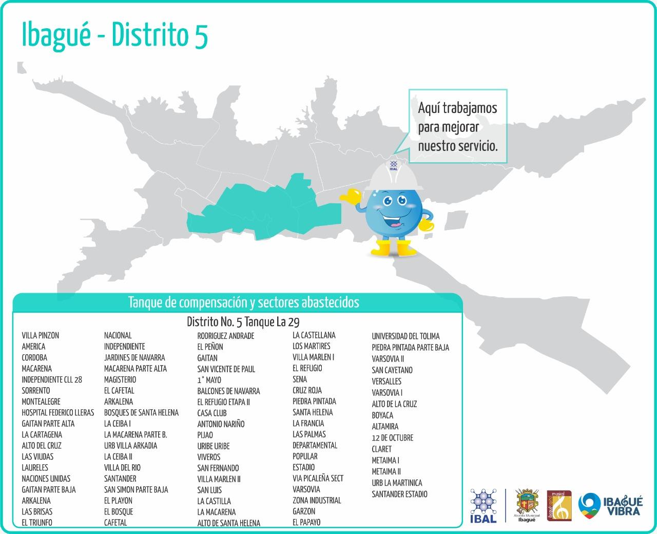 87 barrios se quedan sin agua por daño en tubería del barrio la Macarena parte alta 4