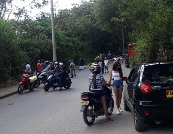 Un menor muerto y otro herido deja accidente en bicicleta 3
