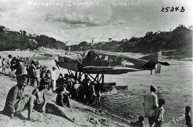 100 años de la aviación en Colombia 7