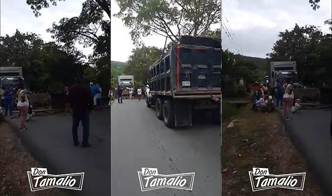 10 días sin agua y sin energía eléctrica cumplen habitantes del Carmen de Bulira 1