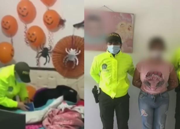 Descubren en Ibagué a mujer que vendía videos con contenido sexual de sus dos hijas a un pedófilo de EE. UU 1