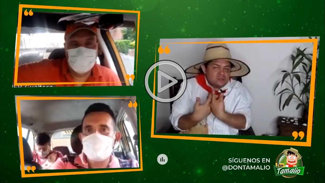 Taxistas hablan sobre enfrentamientos con transportes piratas en Ibagué 4