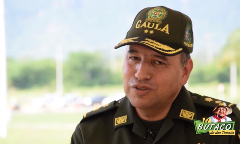 General Fernando Murillo dio positivo en prueba de Covid-19 1