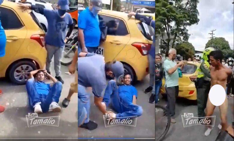 Por presentarlo desnudo, captura de ladrón de celulares fue declarada ilegal 3