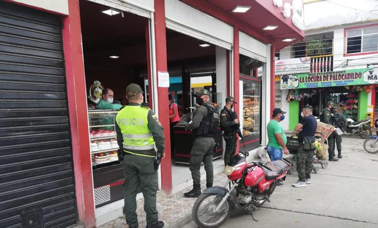 Extorsionistas tienen azotados a los comerciantes de Palocabildo 1