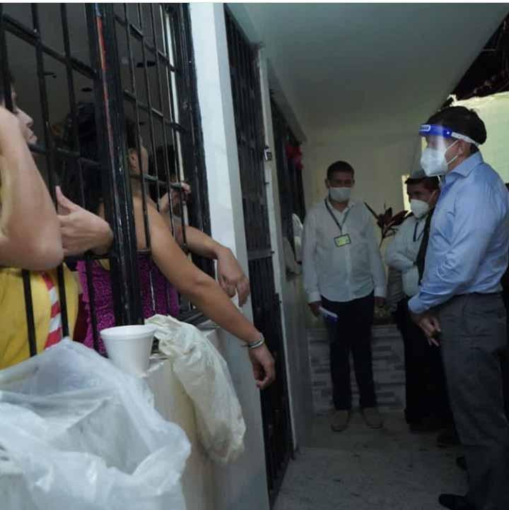 Ministerio de Justicia apoyará creación de nuevo centro de detención 'Permanente' en Ibagué 2