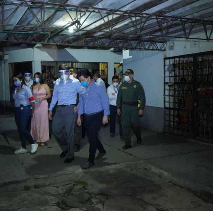 Ministerio de Justicia apoyará creación de nuevo centro de detención 'Permanente' en Ibagué 7