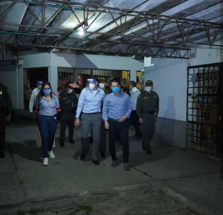 Ministerio de Justicia apoyará creación de nuevo centro de detención 'Permanente' en Ibagué 5