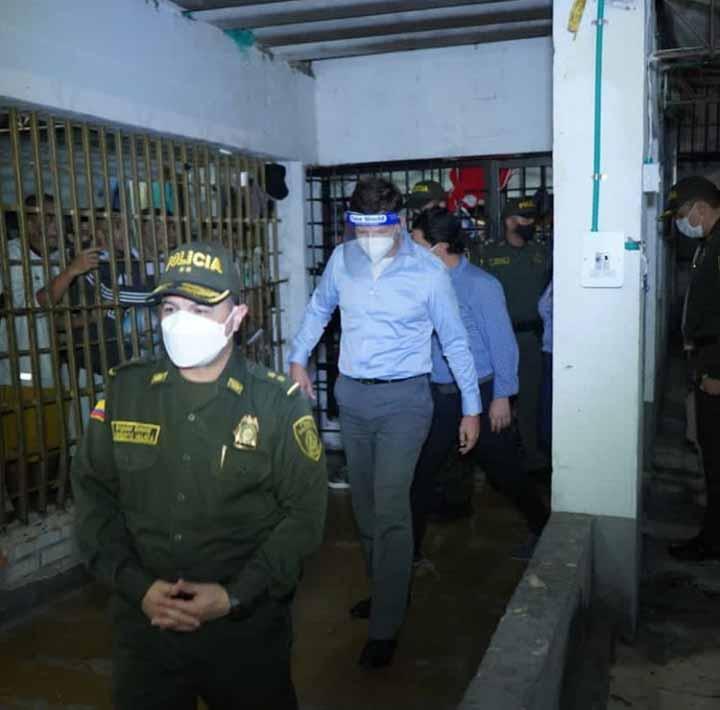 Ministerio de Justicia apoyará creación de nuevo centro de detención 'Permanente' en Ibagué 6