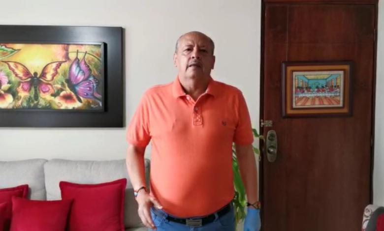 Alerta en el Tolima, amenazaron de muerte a Carlos Rivas, expresidente de SIMATOL 1