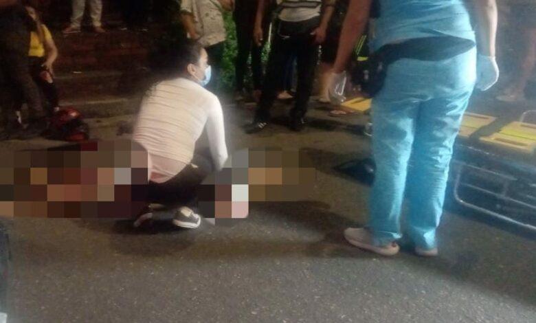 Paramédicos dieron por muerta a un paciente que sufrió accidente de tránsito 1