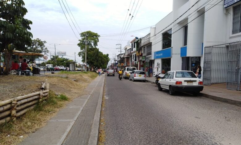 Por vías que ponen en peligro la vida de conductores de Ibagué, juez aceptó acción popular en contra del municipio 1