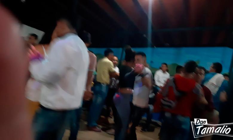 En plena pandemia armaron 'rumba' en el municipio de Planadas 1