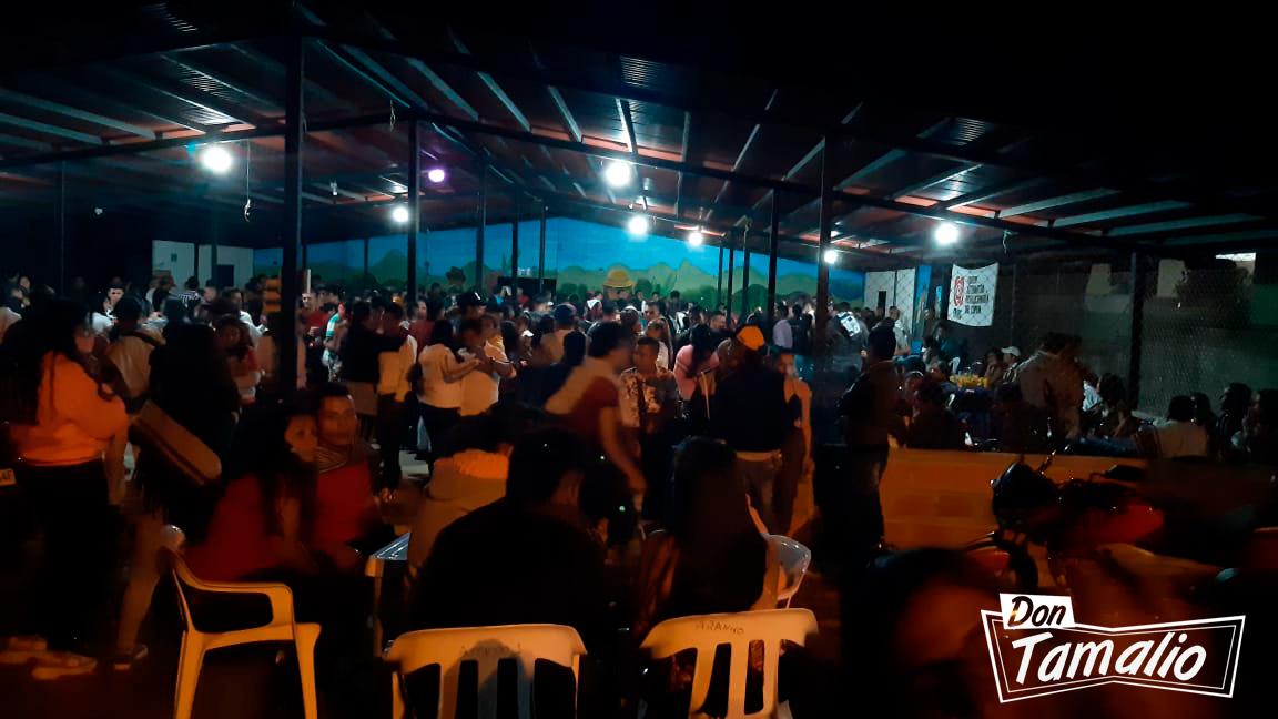 En plena pandemia armaron 'rumba' en el municipio de Planadas 5