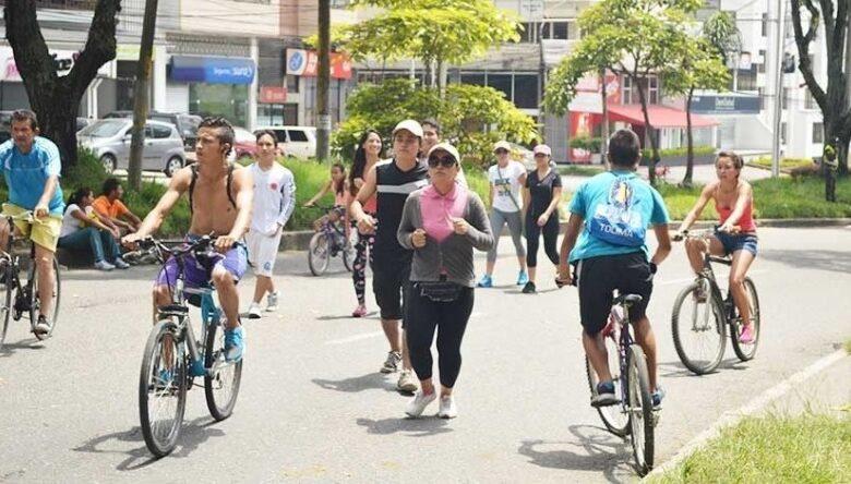 ¡Atención! No habrá ciclovía en Ibagué durante el mes de noviembre 1