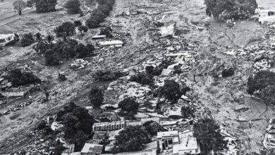 Armero, homenaje a los 35 años de la tragedia 8