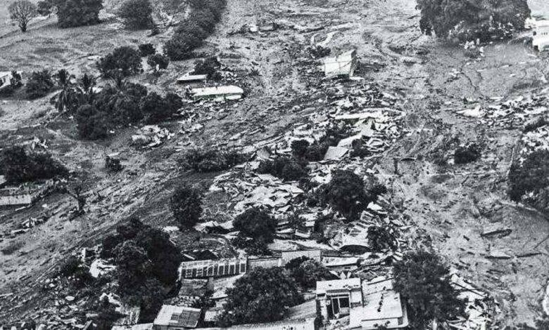 Armero, homenaje a los 35 años de la tragedia 3