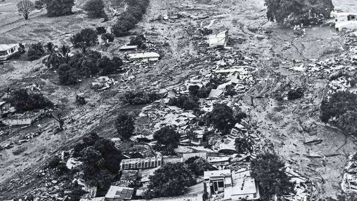 Hoy se conmemoran 35 años de una tragedia que acabó con Armero 7