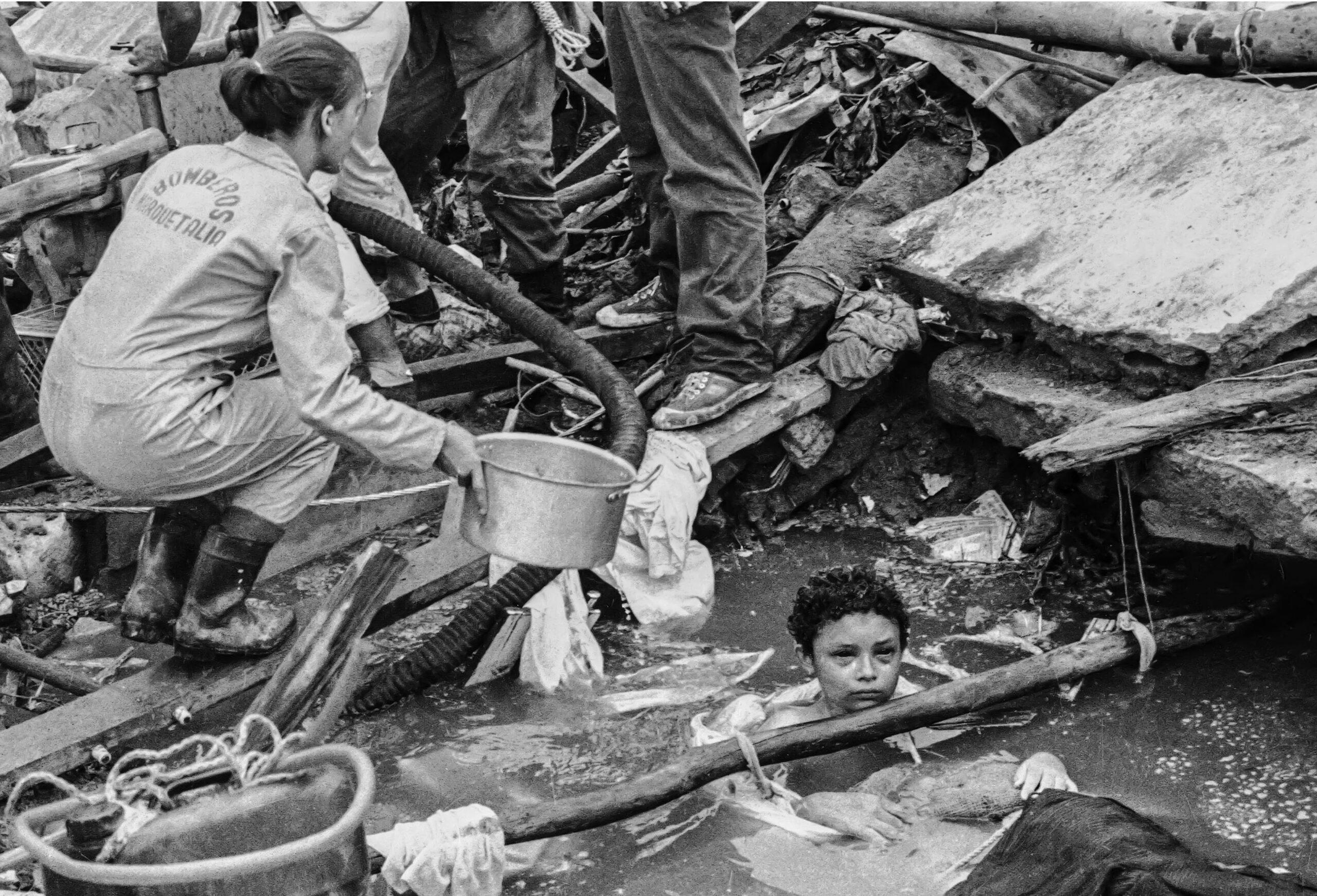 Hoy se conmemoran 35 años de una tragedia que acabó con Armero 9