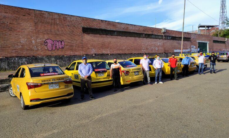 Neiva implementa el pago electrónico en el servicio de taxis 1