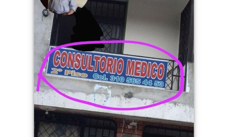 Alcaldesa de Rioblanco denuncia a médico que presta servicios al parecer teniendo Covid-19 1