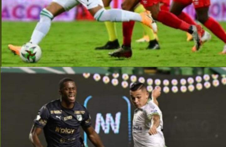 Los dos verdes grandes del fútbol colombiano eliminados de la Liga Betplay 1