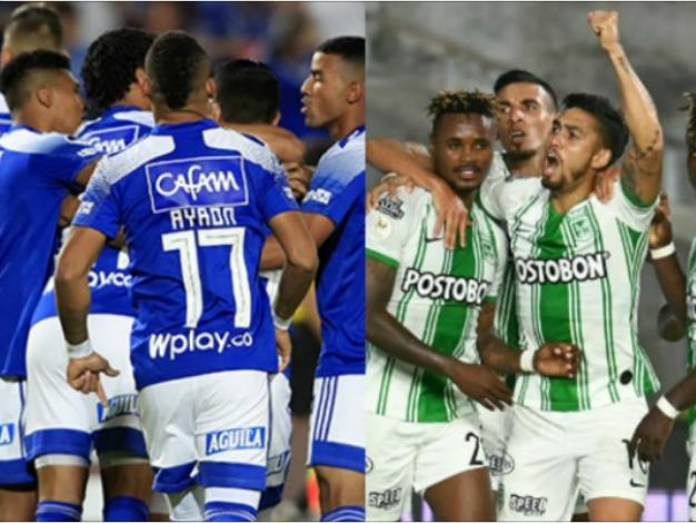Nacional y Millonarios tambíen quedaron eliminados de la copa Suramericana 1