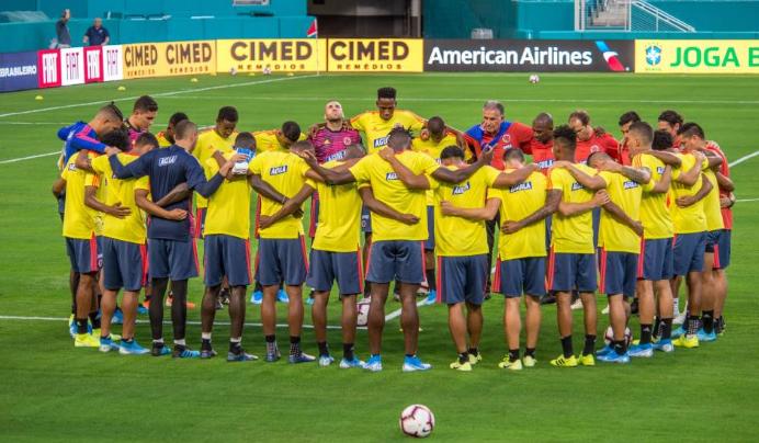 Lista la convocatoria oficial de la selección Colombia. 1