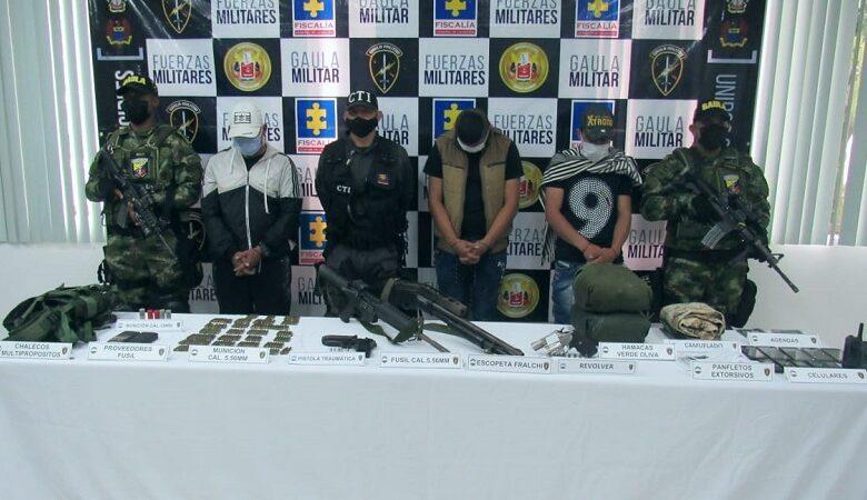 Rescatan a menor de edad en el sur del Tolima que había sido secuestrado por miembros de la subestructura Alfonso Cano 1