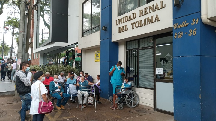 Unidad Renal del Tolima no estaría atendiendo adecuadamente a sus pacientes 5