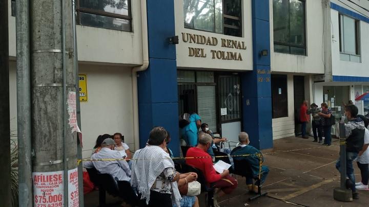Unidad Renal del Tolima no estaría atendiendo adecuadamente a sus pacientes 6