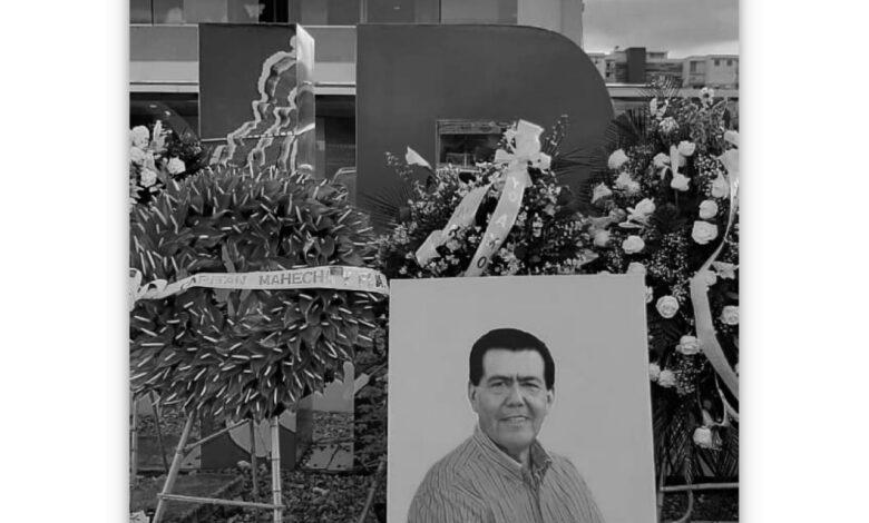 En imágenes, la despidida de un grande como lo fue Carlos Alvarado 1