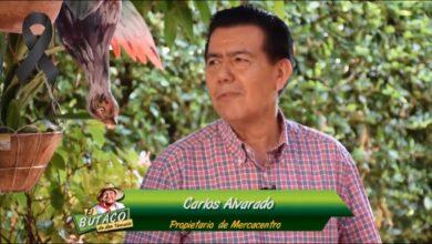 Homenaje al empresario Carlos Alvarado 6