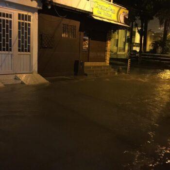 Lluvias en Ibagué preocupa a los habitantes del barrio La Floresta 4