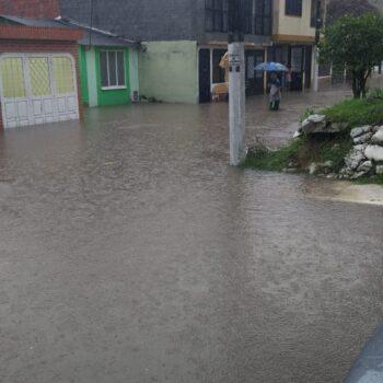 Lluvias en Ibagué preocupa a los habitantes del barrio La Floresta 5