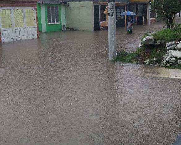 Lluvias en Ibagué preocupa a los habitantes del barrio La Floresta 1