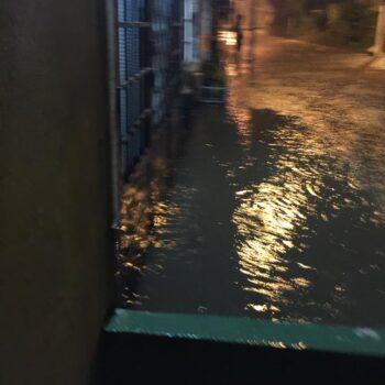 Lluvias en Ibagué preocupa a los habitantes del barrio La Floresta 2