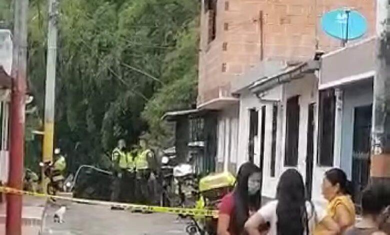 Cinco personas heridas, dejó una explosión al sur de Ibagué 1