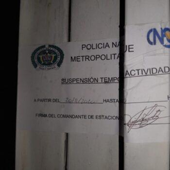 Por incumplir protocolos de bioseguridad, secretaría de Salud selló el restaurante 'Zona Picnic' 2