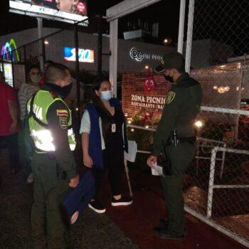 Por incumplir protocolos de bioseguridad, secretaría de Salud selló el restaurante 'Zona Picnic' 4