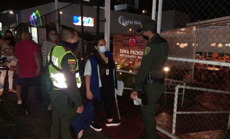 Por incumplir protocolos de bioseguridad, secretaría de Salud selló el restaurante 'Zona Picnic' 1