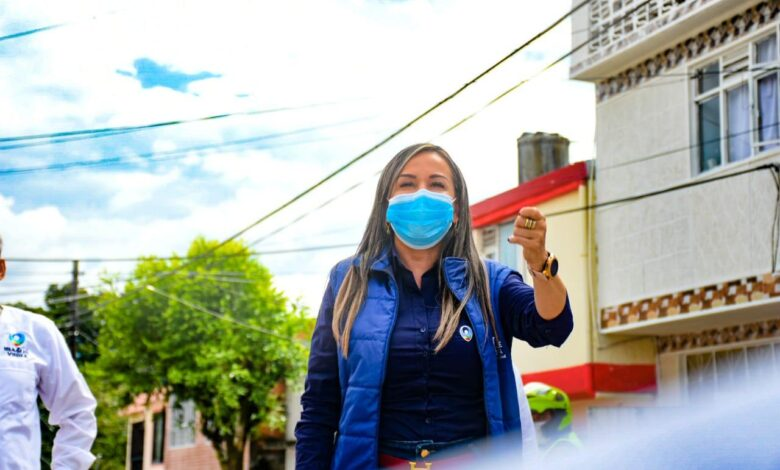 Johana Aranda, secretaria de Salud de Ibagué, fue diagnosticada con Covid-19 1