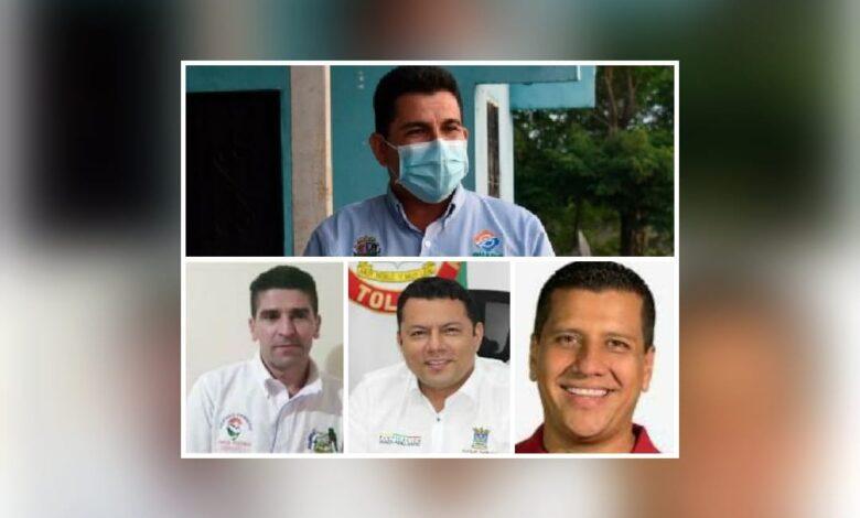 Estos son los cuatro alcaldes del Tolima que han dado positivo para Covid-19 1